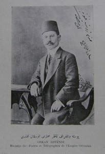 Oskan Efendi Servet-i Fünun No 1217