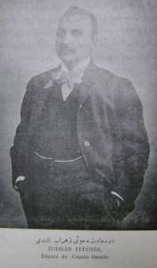 Zohrab Efendi  Servet-i Fünun No 917