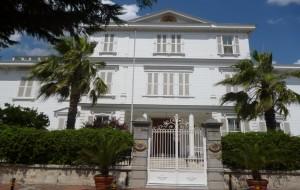 Kumkapı'daki Türkiye Ermenileri Patrikliği binası